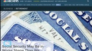 Social Security May Be in Worse Shape Than We Thought