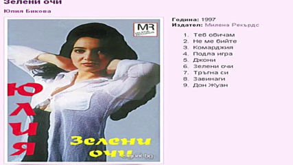 02. Uliia Bikova - Ne me biite Bg
