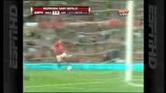 Бенефис На Гари Невил - Манчестър Юнайтед 1 - 2 Ювентус Рууни Гол *hq*
