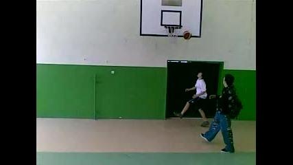 Баскет - Пднасяне 2