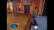 Иван заспива на театралния кастинг ¤ Music Idol ¤