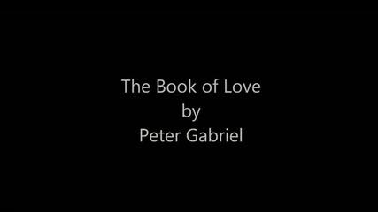 The Book of Love - Peter Gabriel w lyrics