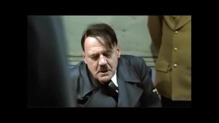 """Хитлер разбира,че """" Светльо зарязва шоколада """" е изтрит"""