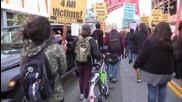 USA: SanFran activists protest police racism, brutality