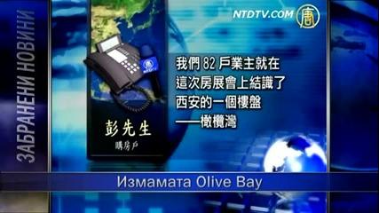 Измамата Olive Bay
