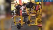 Изцепки във фитнеса - Вижте как не трябва да се тренира!