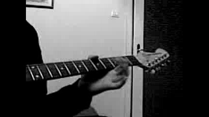 Ac / Dc Thunderstruck Intro Cover