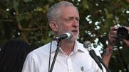 UK: Corbyn slams 'orgy of xenophobia and racism' at thousand-strong London rally