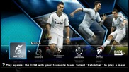 Pro Evolution Soccer 2013 - Psp Gameplay