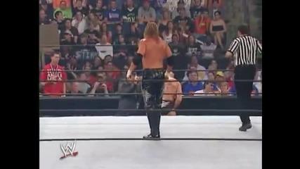 Brock Lesnar vs Test king Of The Ring
