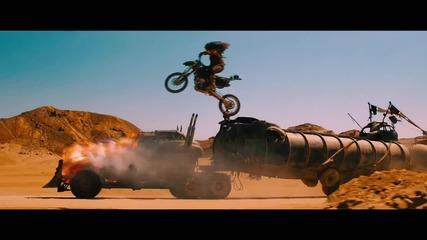 Attacked # Mad Max Fury Road - Movie Clip (2015) hd