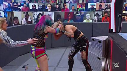 Rhea Ripley's first day as Raw Women's Champion