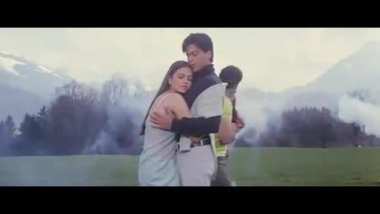 Прегърни ме! Aishwarya Rai and Shahrukh Khan Humko Humise Chura Lo Бг превод