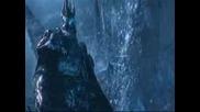 Warcraft - Артас Събужда Ледения Дракон