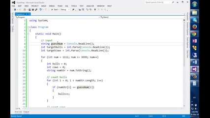 27. Подготовка за практически изпит по C# Basics (Христов)