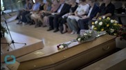 Tears at Barcelona Funeral for Germanwings Crash Victim
