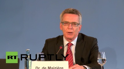 Germany: We need EU passenger data system to fight terror - German minister