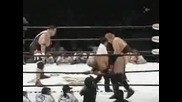 Rikishi & Nobotaka Araya vs. Akebono & Touro Owashi - All Japan Pro Wrestling 17.02.07