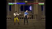 Mortal Kombat - Metal