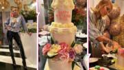 Въпреки ограниченията и мерките, Рита Ора направи пищен рожден ден