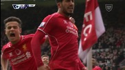 (2014/15) Ливърпул - Челси (1:2) Емре Джан