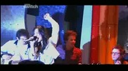 Demi Lovato - La la Land 05.30.2009 Sound Bbc Switch Live 30.5.09 Miley Cyrus