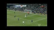 страхотен гол на Бербатов срещу Стоук Сити