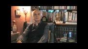 Интервю с проф. Ервин Лазло (ervin Lazlo)