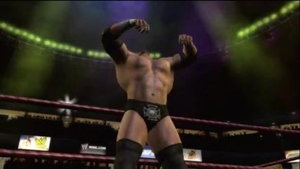 Triple H entrance 2010