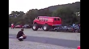 Bus with big wheels..[show]