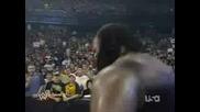 John Cena Vs. Mark Henry - Arm Wrestling