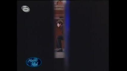 Music Idol 2:иван Ангелов - Журито Настръхва