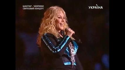 Таисия Повалий - Спят курганы темные ( Live )