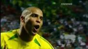 Легендите на футбола - Роналдо Феномена!