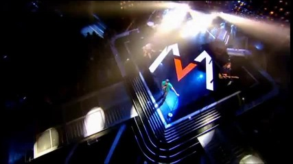 Maroon 5 - Payphone / Moves Like Jagger (live The Voice Uk Final 2012)