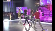 Vip Dance - Диско - Зара, Милен, Дима и Лъчо