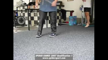 Spider Games 2007 Qualification 1 part 1
