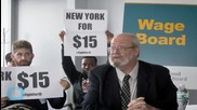 New York Fast Food Workers Will Be Paid $15 an Hour by 2021