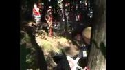 Mountain Bike - Кофти пребиване на Fabien Barel в Марибор