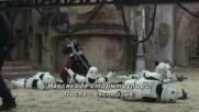 """Rogue One: История от """"Междузвездни войни"""" - видео зад кадър"""