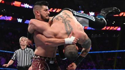 Joaquin Wilde vs Raul Mendoza: WWE 205 Live, Feb. 28, 2020