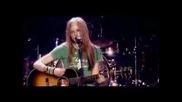 Avril Lavigne - Tomorrow (Live) sad clip