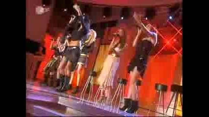 Pussycat Dolls - Stickwitu На Живо