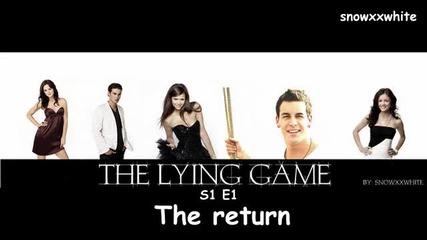 The Lying Game S1 E1 |the return|