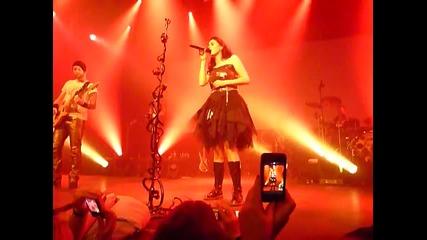 Within Temptation - Summertime Sadness [ Haarlem 08.11.2012 ]