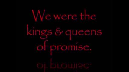 30 Seconds to Mars - Kings Queens lyrics