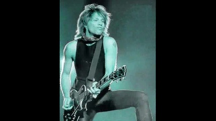Bon Jovi its-my life