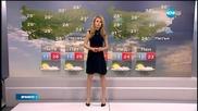 Прогноза за времето (13.05.2015 - централна)
