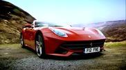 Top Gear - Ferrari F12 Berlinetta