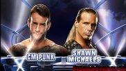 Пънк срещу Майкълс - мач фантазия